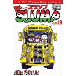 DR. SLUMP tom 18