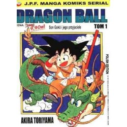 DRAGON BALL tom 1