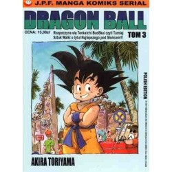 DRAGON BALL tom 3