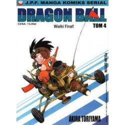 DRAGON BALL tom 4