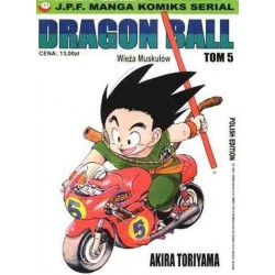 DRAGON BALL tom 5