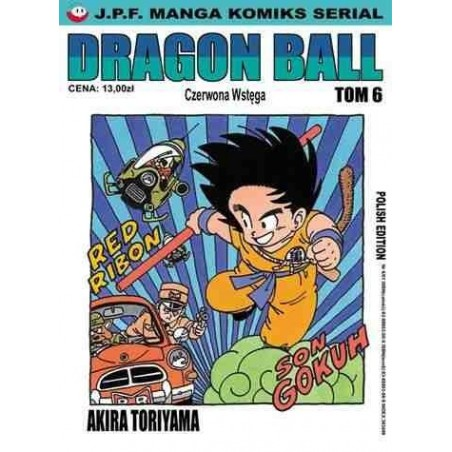 DRAGON BALL tom 6