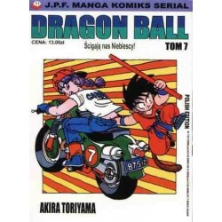 DRAGON BALL tom 7