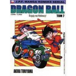 DRAGON BALL tom 7