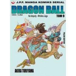 DRAGON BALL tom 9