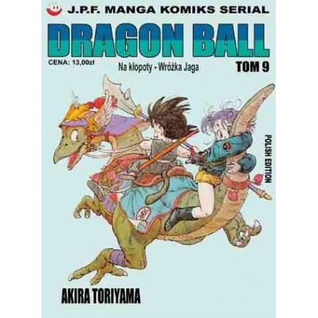 DRAGON BALL tom 9