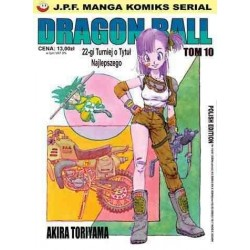 DRAGON BALL tom 10