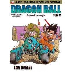 DRAGON BALL tom 11