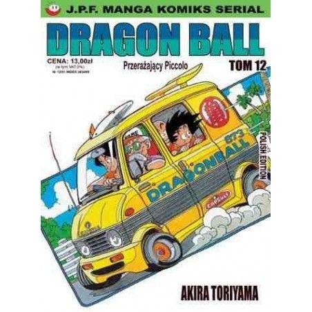 DRAGON BALL tom 12