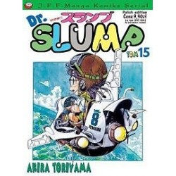 DR. SLUMP tom 15