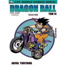 DRAGON BALL tom 14