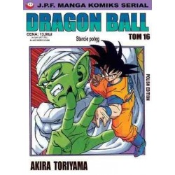 DRAGON BALL tom 16