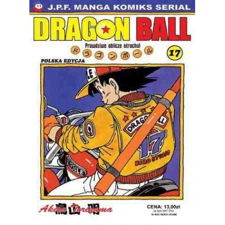 DRAGON BALL tom 17