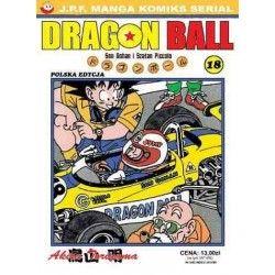 DRAGON BALL tom 18