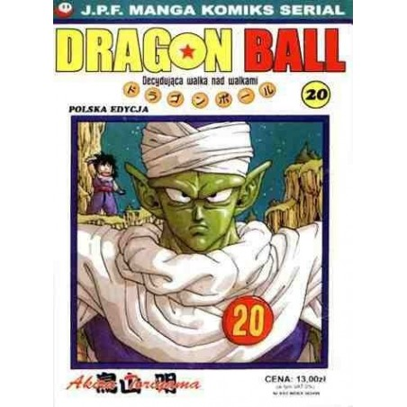 DRAGON BALL tom 20