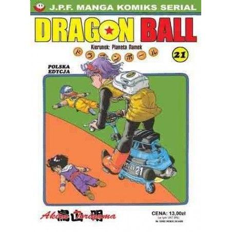 DRAGON BALL tom 21