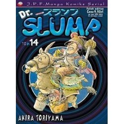 DR. SLUMP tom 14
