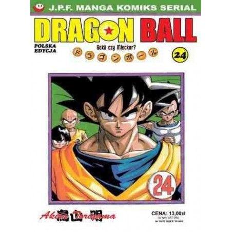 DRAGON BALL tom 24