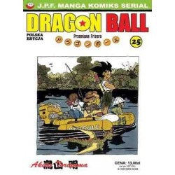 DRAGON BALL tom 25