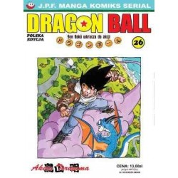 DRAGON BALL tom 26