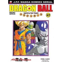 DRAGON BALL tom 27