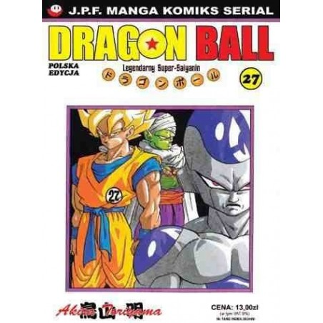 DRAGON BALL tom 27