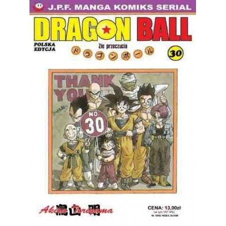 DRAGON BALL tom 30