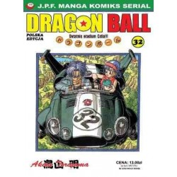 DRAGON BALL tom 32