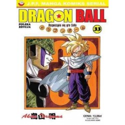 DRAGON BALL tom 33