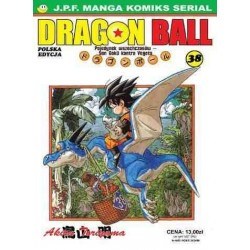 DRAGON BALL tom 38