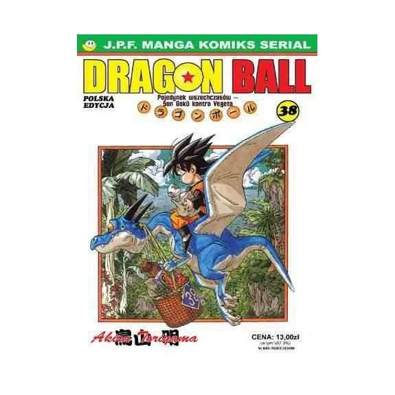 DRAGON BALL tom 38