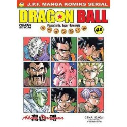 DRAGON BALL tom 41