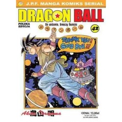 DRAGON BALL tom 42
