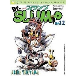 DR. SLUMP tom 12