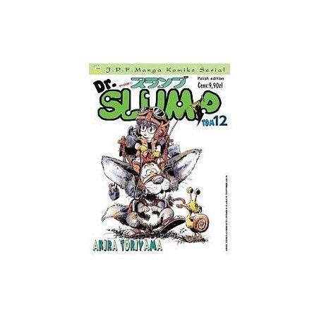 DR. SLUMP tom 12