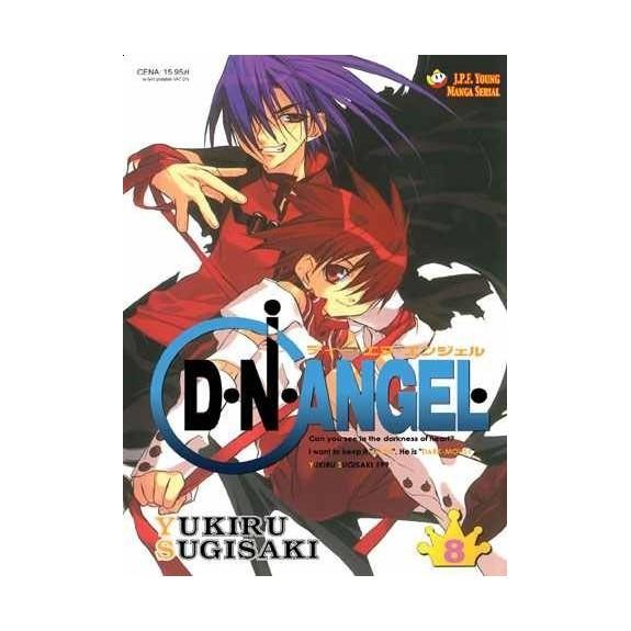 DNANGEL tom 8