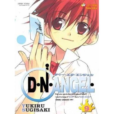 DNANGEL tom 9