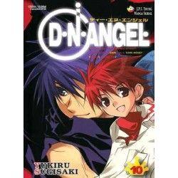 DNANGEL tom 10