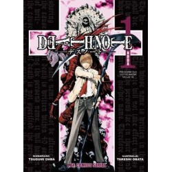 DEATH NOTE tom 1