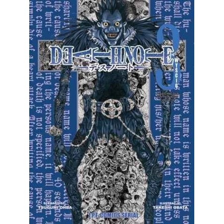 DEATH NOTE tom 3