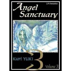 ANGEL SANCTUARY tom 3