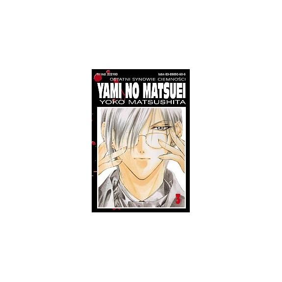 YAMI NO MATSUEI tom 3