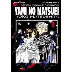 YAMI NO MATSUEI tom 8