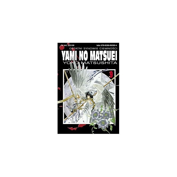 YAMI NO MATSUEI tom 9