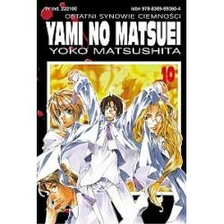 YAMI NO MATSUEI tom 10