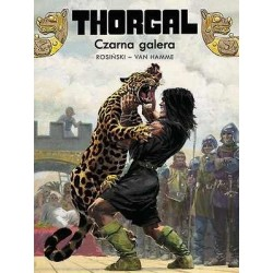THORGAL tom 4 Czarna galera...