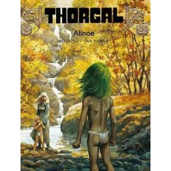 THORGAL tom 8 Alinoe...