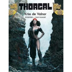 THORGAL tom 28 Kriss de Valnor