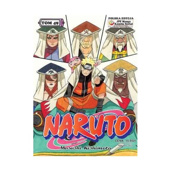 NARUTO tom 49