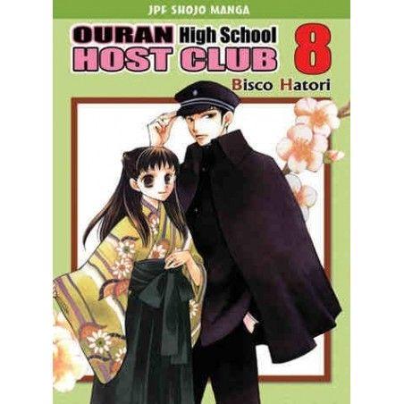 OURAN HIGH SCHOOL HOST CLUB tom 8